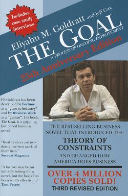 The Goal By Goldratt, Eliyahu M.